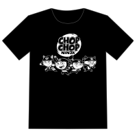 Chop Chop Ninja TEEN & ADULT - Black