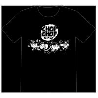 Chop Chop Ninja ENFANT - noir